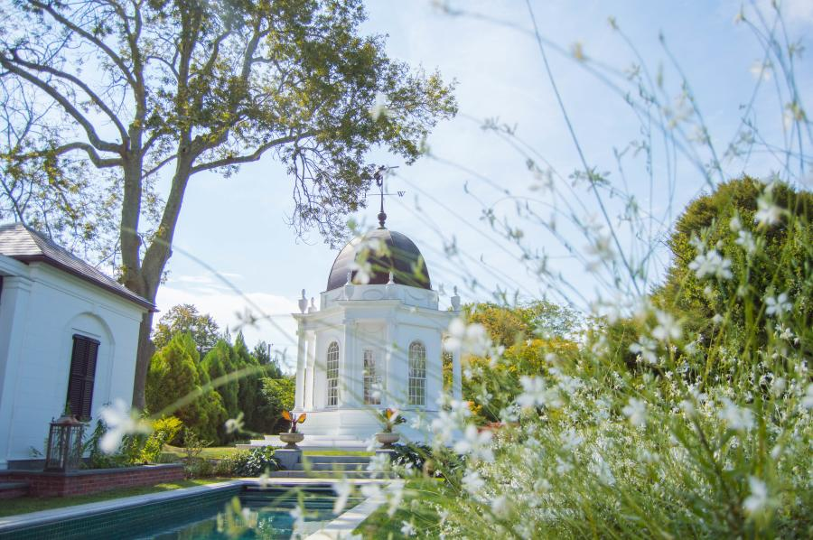 Newport Secret Garden Tour