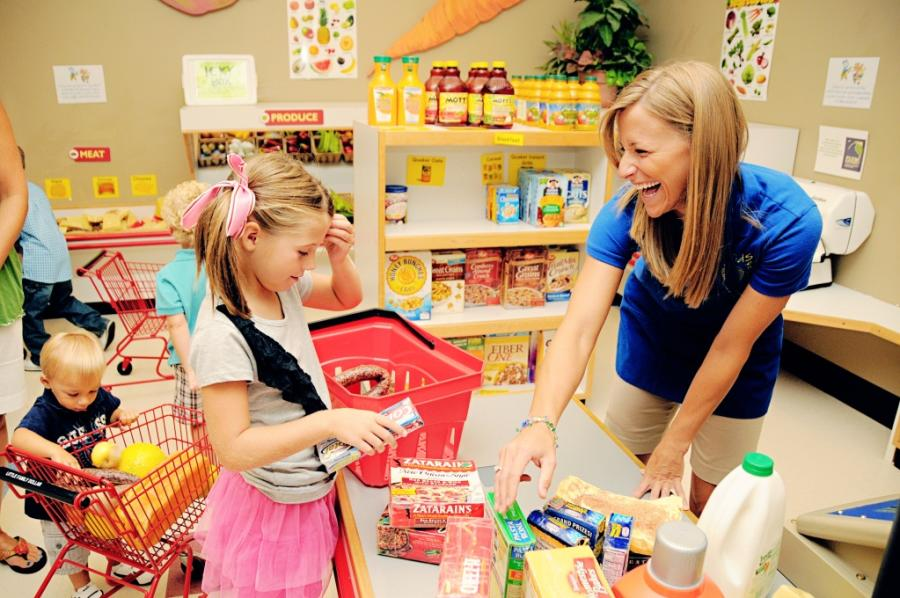 Kidsenses Grocery Fun