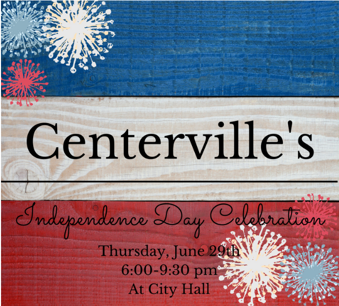 Centerville Independence Day