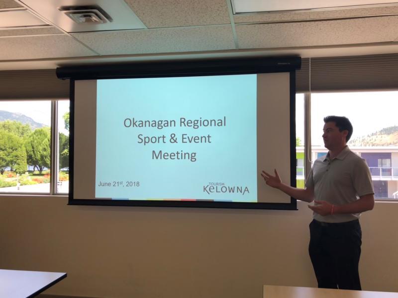 Okanagan Regional Sport and Event Meeting
