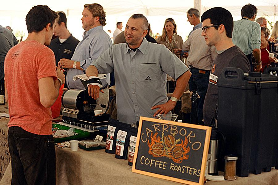 Carrboro Coffee Roasters | TerraVita