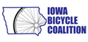 Iowa Bicycle Coalition logo