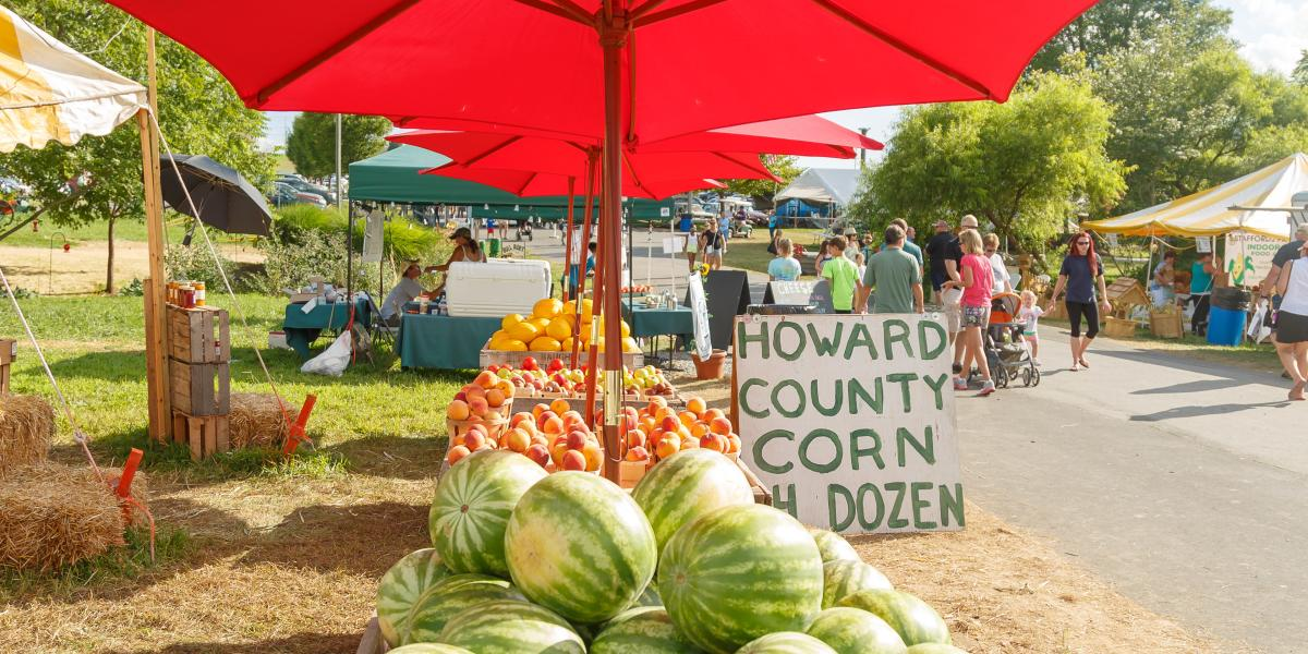 Howard County Fair Farmers Market