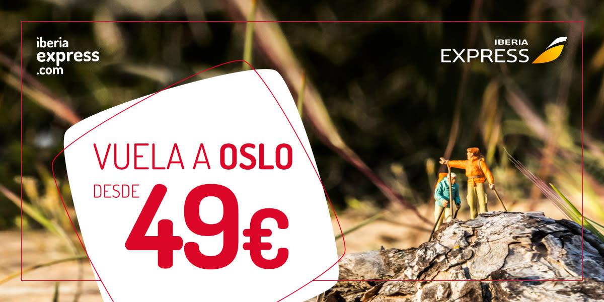 Oslo Iberia Express