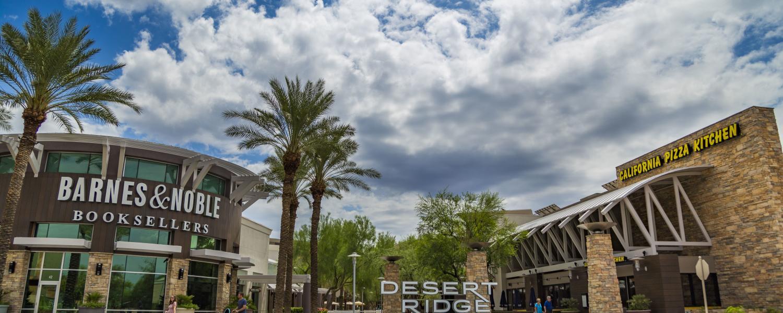 Desert Ridge Mall Stores - The Best Desert of 2018