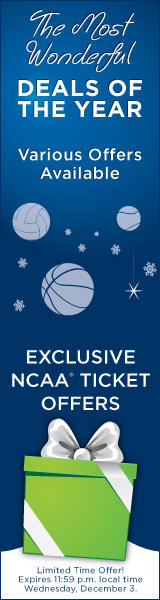 NCAA Ticket Cyber Monday