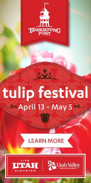 Tulip Festival Vertical Ad 2018