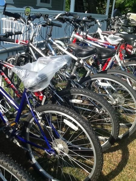 Block Island Bikes