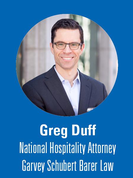 Greg Duff Speaker