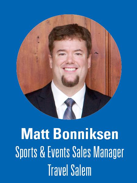 Matt Bonniksen Speaker