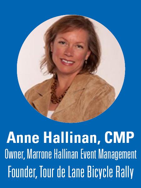 Anne Hallinan, CMP Speaker