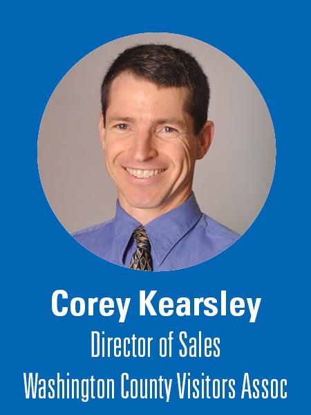 Corey Kearsley Speaker