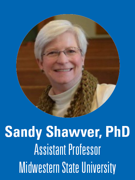 Sandy Shawver, PhD