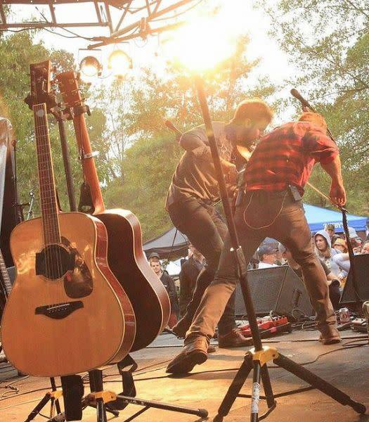 Clayton music festival