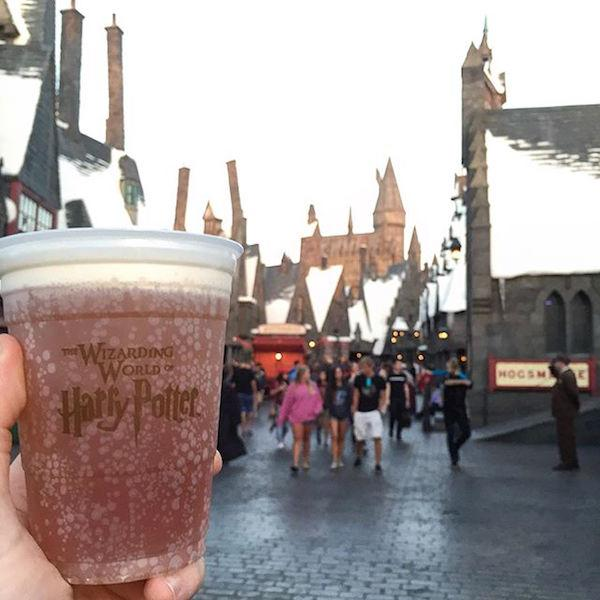 Delicious Butterbeer photo by @timmysean
