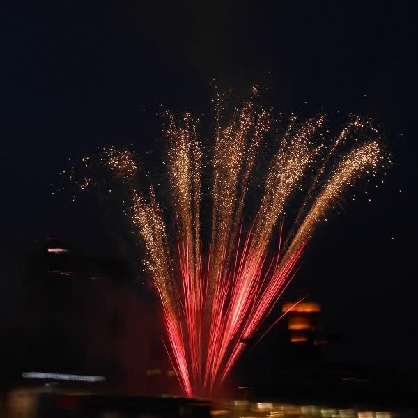 Fireworks at the Patriotic Pops