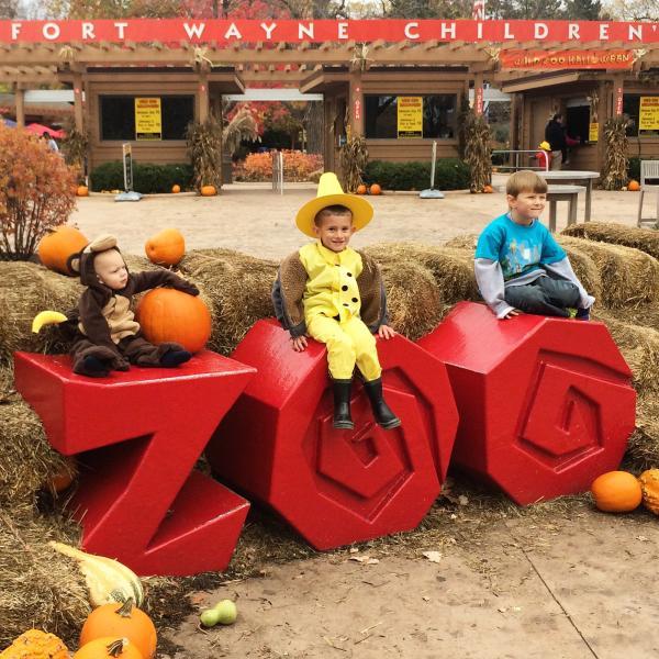 Wild Zoo Halloween - Fort Wayne, IN