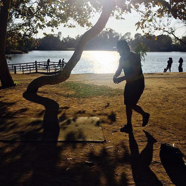 Huntington Beach Disc Golf Course by @_nikki_vanover_