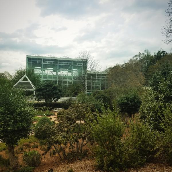 Copy of botanical conservatory