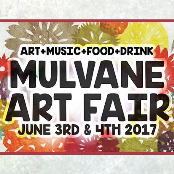 Mulvane Art Fair Ad