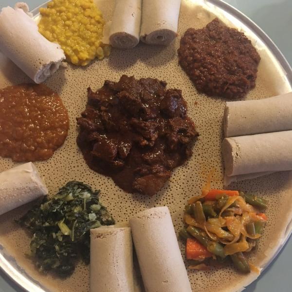 Samson's Ethiopian