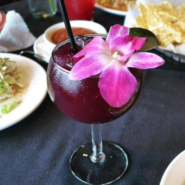Vivo Margarita with flower