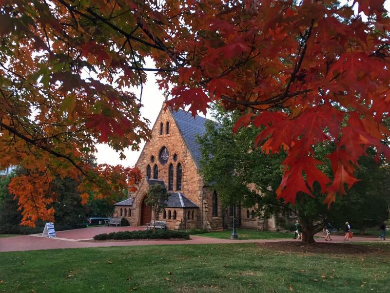 UVA Fall Colors 3