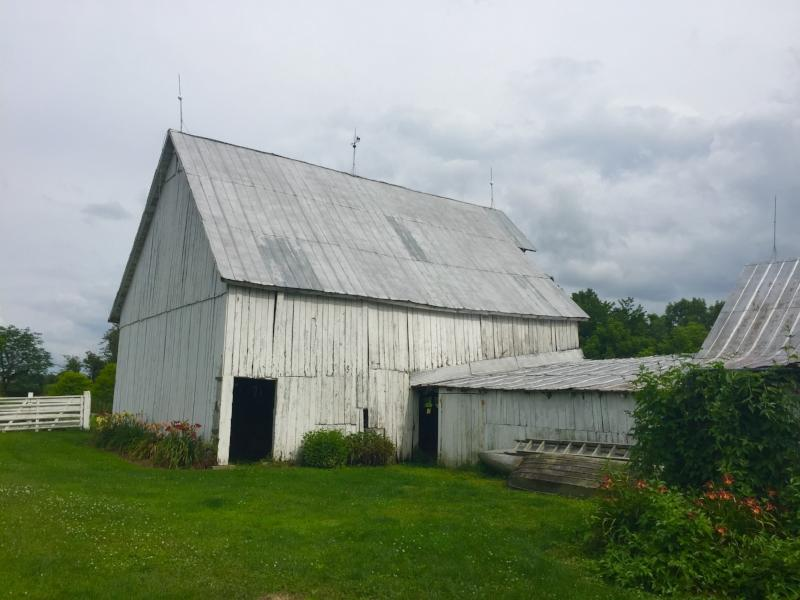 monroe county historic barn tour