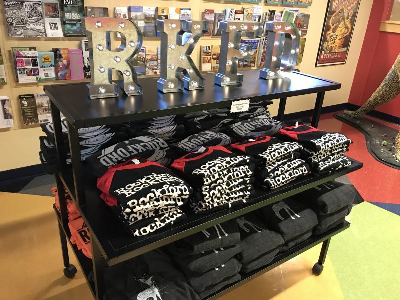rockford store rack