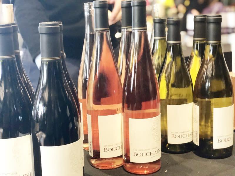 Wine at OCRW