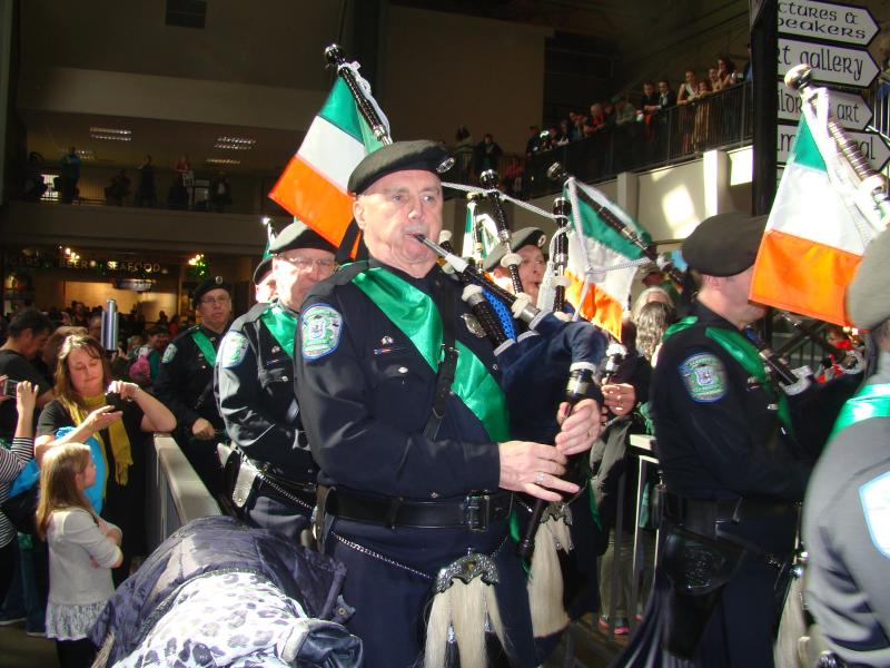 Irish Festival Bag Pipes