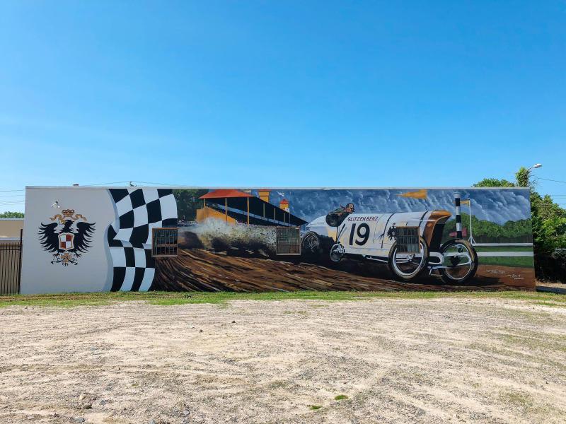 Igor Mural at Vibe District Murals