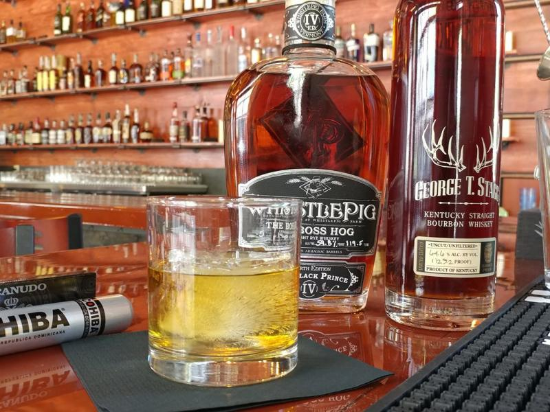 Shanahan's Whiskey Infirmary