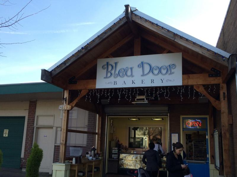 Bleu Door