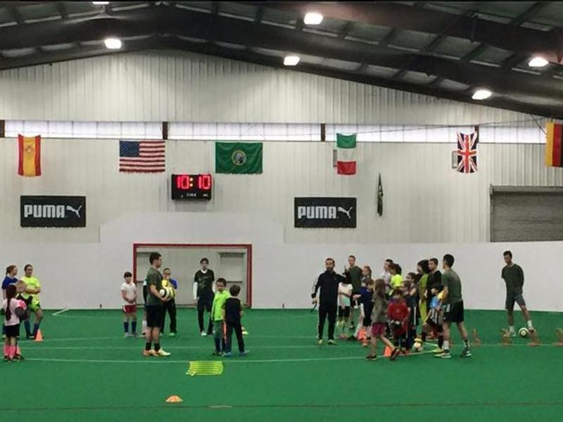 Clark County Indoor Sports Center