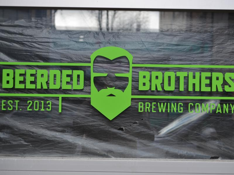 beerded brothers logo