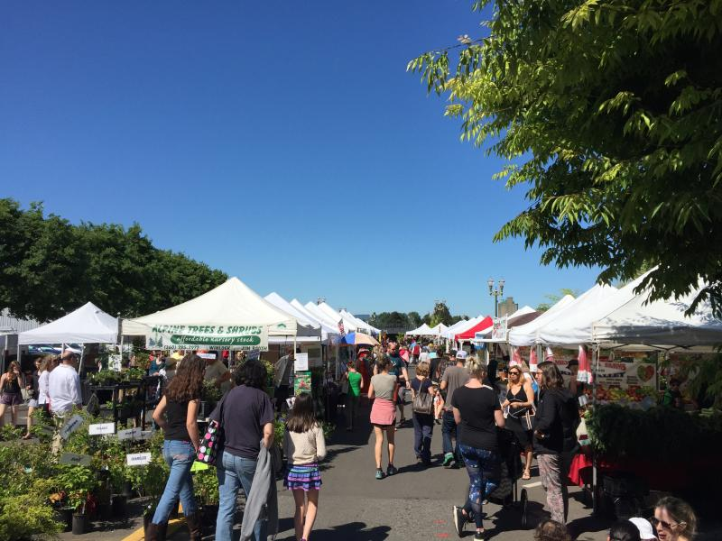 Vancouver Farmers Market 2