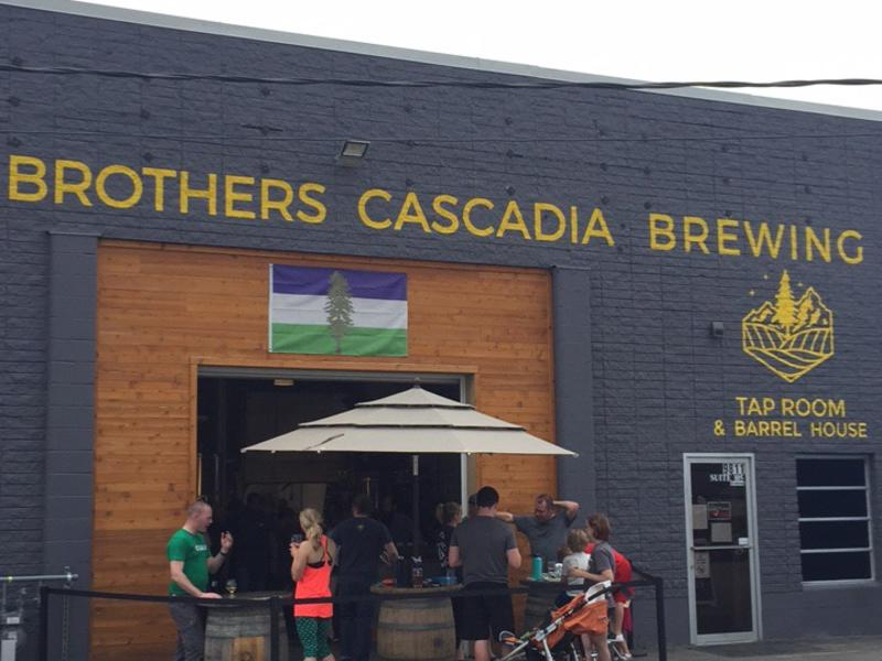Brothers Cascadia Brewing