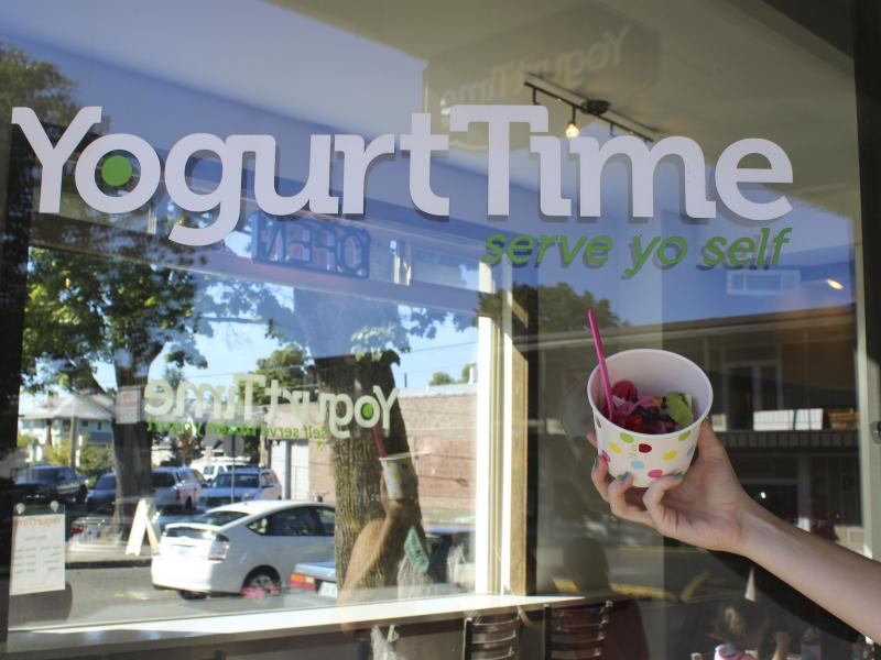 Yogurt Time exterior