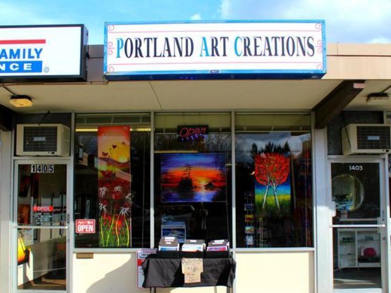 Portland Art Creations