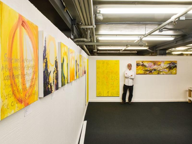 Above & Below Art Studio