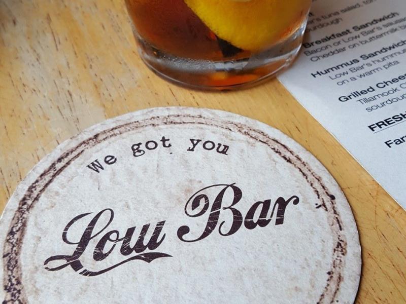 low bar