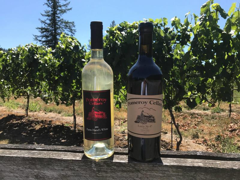 pomeroy cellars wine