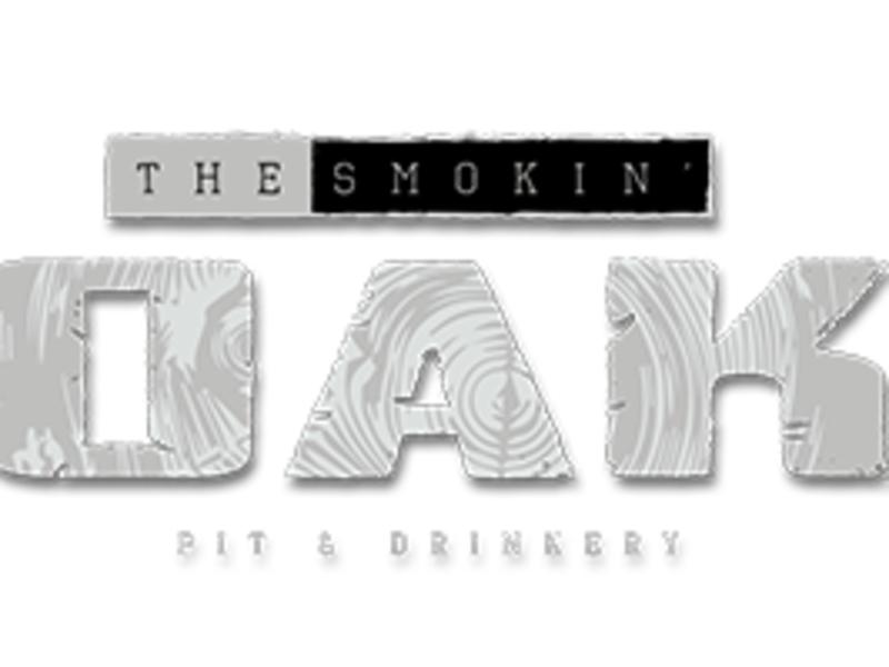 the smokin oak logo