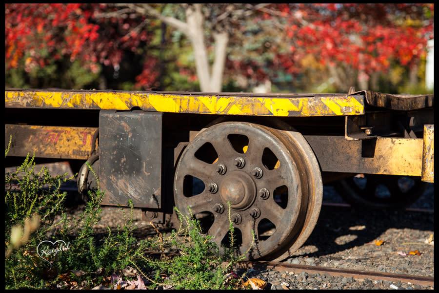 Tractor railroad