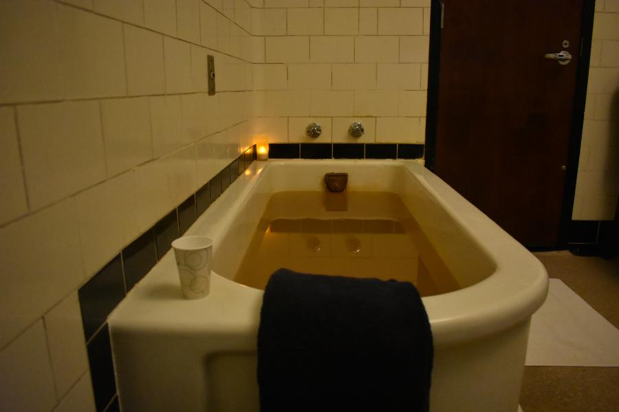 Saratoga Mineral Bath at Roosevelt Bath & Spa