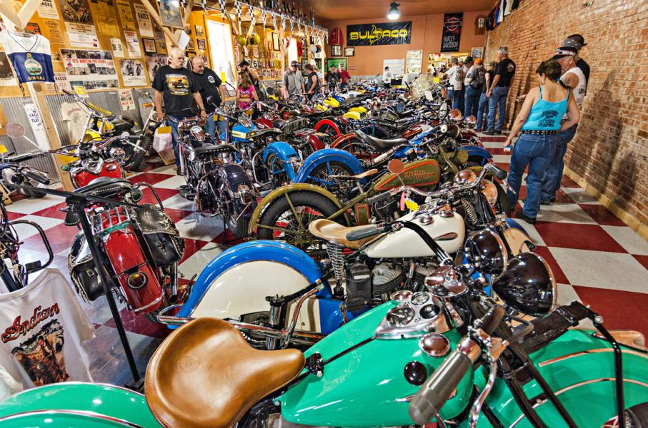 Kansas Motorcycle Museum