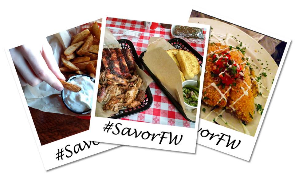 SavorFW Contest