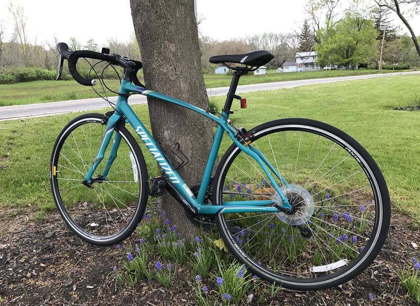 Melissa's bike