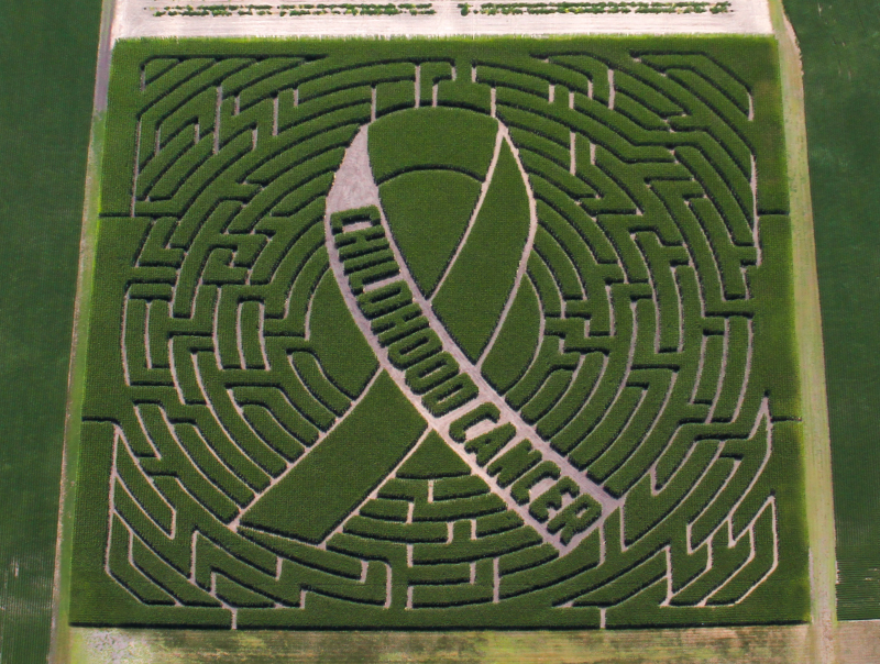 Giesler Farms Corn Maze